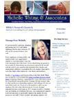 News from Michelle Whiting & Associates